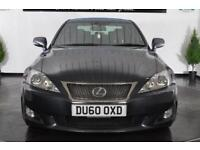 2010 LEXUS IS 250 F SPORT SALOON PETROL