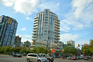 SPACIOUS VANCOUVER DOWNTOWN/STANLEY GEM 3BR / 2BATH APT FOR RENT
