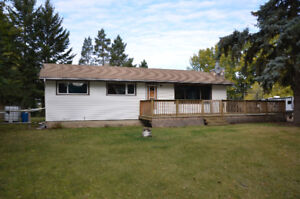 Acreage for Sale Minutes from Camrose!