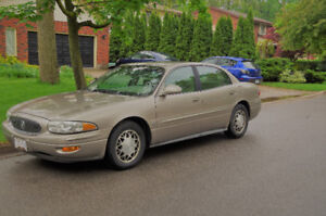 2004 Buick LeSabre Limited.  SOLD