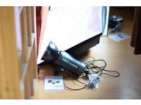 FOTOBYTE FANTASY 600 WATT DIGITAL PROFESSIONAL STUDIO LIGHT FOR SALE