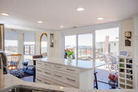Executive 2200 sq. ft. Penthouse Condo  by the water - Cobourg