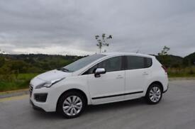 PEUGEOT 3008 CROSSOVER 1.6e-HDi AUTOMATIC ACTIVE, 2014