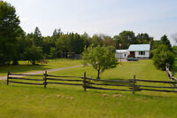NEW PRICE - 2+ Acre Country Retreat / Home