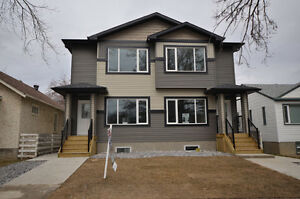 PRICE REDUCED! BLOCKS from Whyte Ave/ Brand New Duplex
