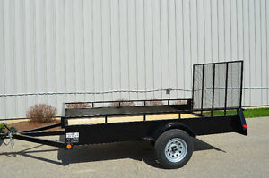 6X10 Heavy Duty Landscape/Everyday Use Trailer! Others Available