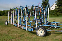 Farm Equipment Tine Harrows