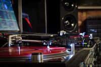 Technics 1200 Repairs and LED Mods, Dj cases and case mods