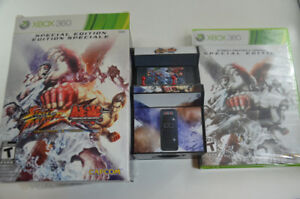 Street Fighter vs Tekken Special Collector's Limited Edition 360