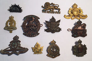Military Badges Buy / Sell / Trade London Ontario image 1