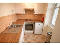Well presented 1 bed furnished 2nd floor flat - Dalry - Linton Court