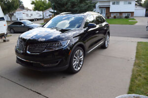 2016 Lincoln MKX Reserve 2.7T, AWD