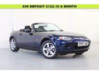 2007 MAZDA MX-5 1.8 I ROADSTER ELECTRIC HARDTOP | JUST SERVICED | SEPT 2018 MOT