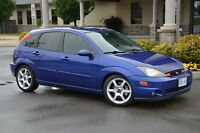 2004 Ford Focus SVT Hatchback