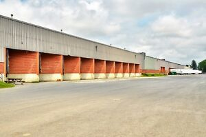 100K plus Warehouse For Lease - can be subdivided
