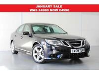 2009 SAAB 9-3 1.9 LINEAR SE TID AUTO £114 A MONTH JUST SERVICED