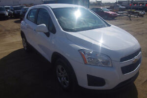 2014 Chevrolet Trax LS FWD SUV  *** REDUCED ***