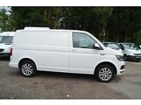 2016 VOLKSWAGEN TRANSPORTER T28 2.0 TDI Blue Motion Highline Short Wheel Base P