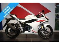 2017 SUZUKI GSX-R 125 ***NEW FOR 2017***BLACK OR WHITE***