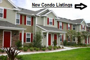 Just Listed Condos starting at $79,900.