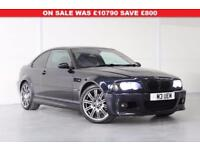 2003 BMW M3 3.2 M3 SMG 2DR COUPE EXTENSIVE BMW SERVICE HISTORY, PLATE INCLUDED