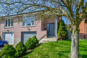 3 Bed 2 Bath Semi Detached with Garage