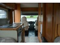 Compass Avantgarde 120 PEUGEOT BOXER 2 BERTH 2 TRAVELLING SEATS MOTORHOME