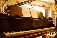 Qualified piano teacher available