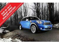 2011 61 MINI COUNTRYMAN 1.6 COOPER D ALL4 5D 112 BHP DIESEL