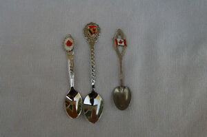 SOUVENIR SPOON COLLECTION