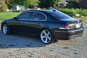 2007 BMW 750i Executive Package