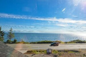Beautiful Ocean view from this semi waterfront home. Campbell River Comox Valley Area image 8