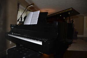 Heintzman Grand Piano