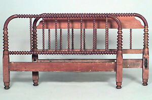 Double Head/Footboard with spindles (Spool Bed)