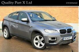 image for 2014 BMW X6 3.0 30d xDrive 5dr SUV Diesel Automatic