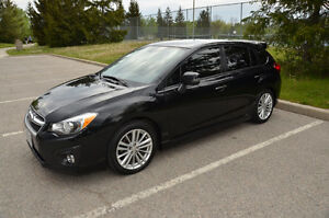 2014 Subaru Impreza 2.0i Limited Tech Leather Roof GPS