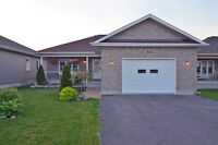 Wonderfully maintained open concept 3 + 2 bedroom bungalow