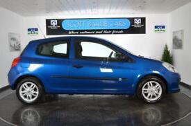 2007 RENAULT CLIO EXTREME 16V HATCHBACK PETROL