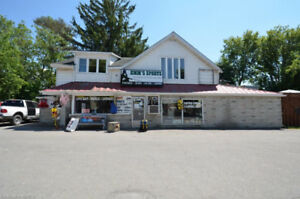 Commercial Building with Residence!!! 103 Queen Street, Lindsay