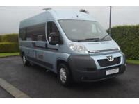 2014 AUTOCRUISE RHYTHM 2 BERTH CAMPERVAN EXCELLENT CONDITION FOR SALE