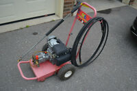 BE Gas Powered Pressure Washer