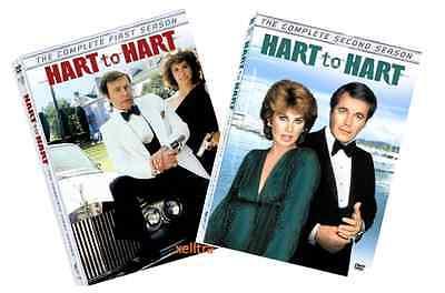 Hart to Hart The Complete Season 1 & 2