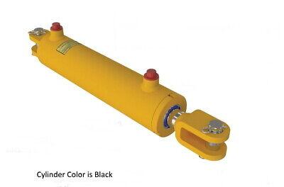 Eagle Hydraulic Cylinder Double Acting 1.5x8x1 Rod 3000psi Hbu1508-orb 170