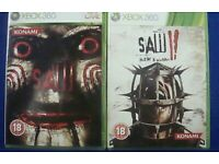 Xbox 360 game / Saw and Saw 2