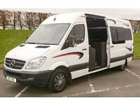 New Leisure Van Conversion - 2013 Mercedes 313 CDI LWB - FULL MERCEDES SERVICE HISTORY
