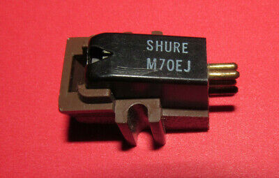 NOS ORIGINAL Shure N70EJ STYLUS for M70EJ Cartridge Made in USA New  /& Sealed