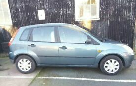 Ford Fiesta for sale, used, 3 former owners but perfect working order MOTs/service reports provided