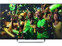 SONY 50 INCH SMART 3D FULL HD LED TV (KDL50W829B)