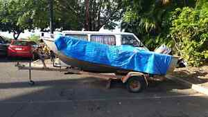 Dinghy STOLEN Bayview Darwin City Preview