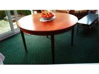 GPlan dining table